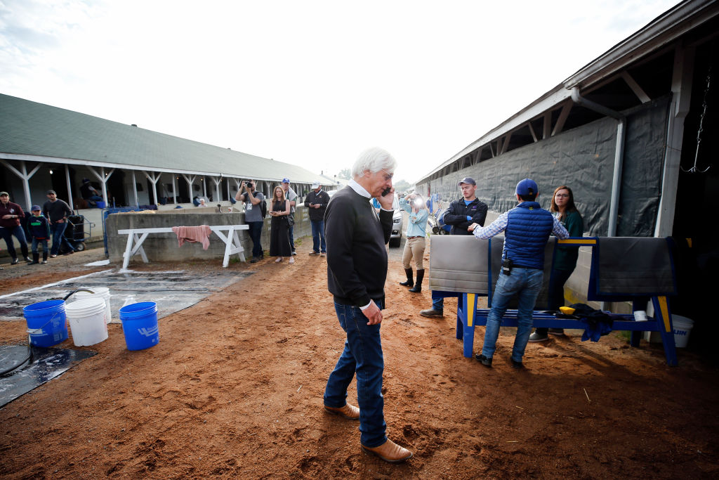 Kentucky Derby Stable