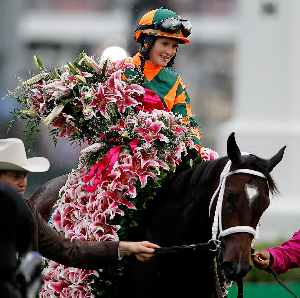 Kentucky Oaks Lillies