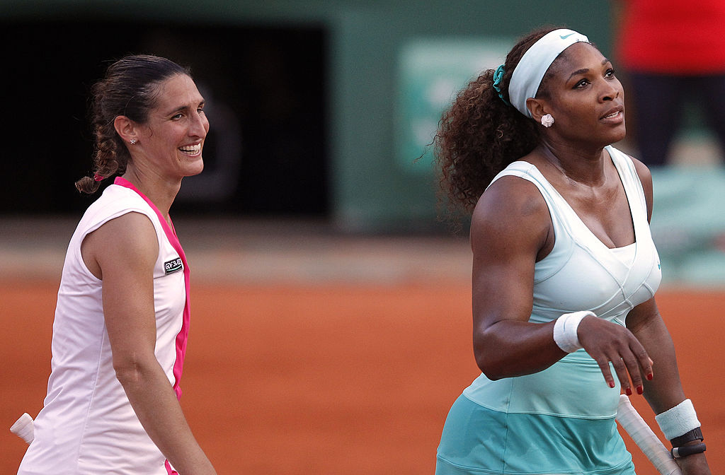 Serena loses in the French Open
