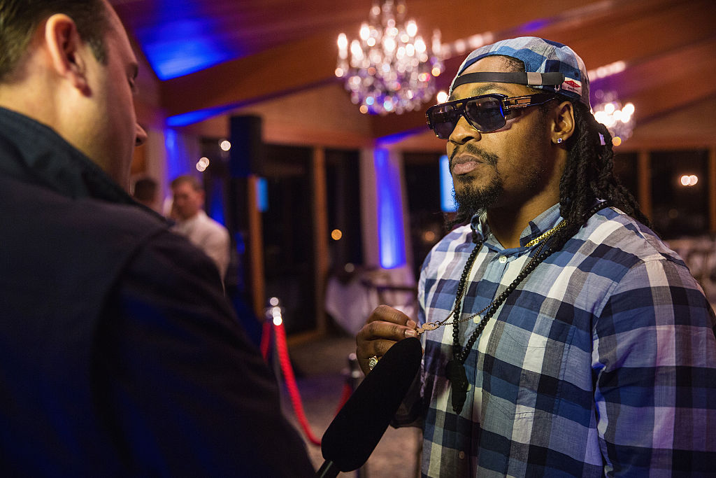 Marshawn Charity Interview