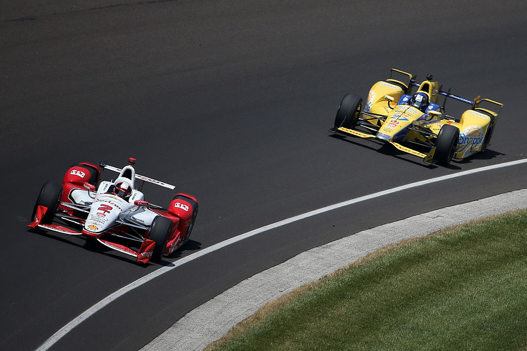 mirrors indy 500