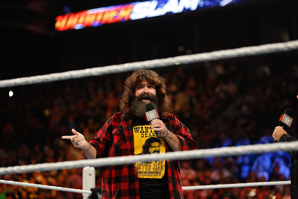mick foley greatest wwe stars all time