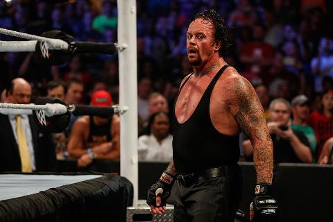 the undertaker greatest wrestler all-time