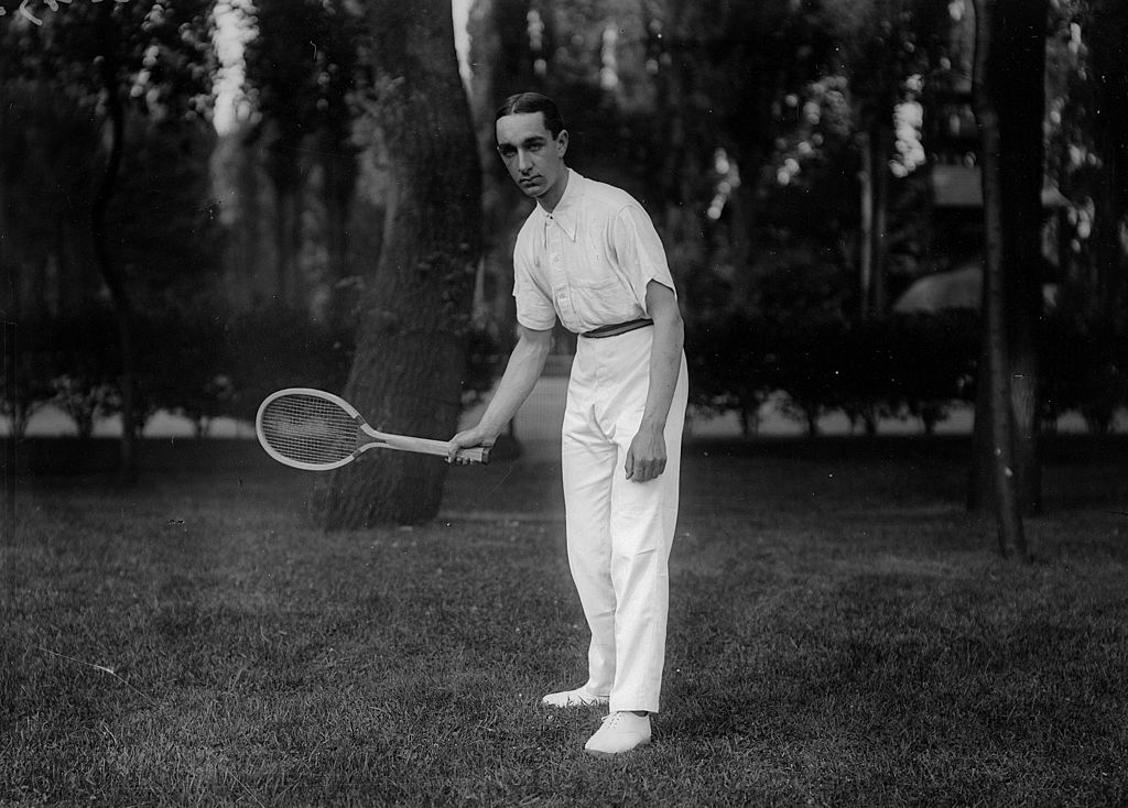 max decugis held the record for most french open men's singles titles for decades