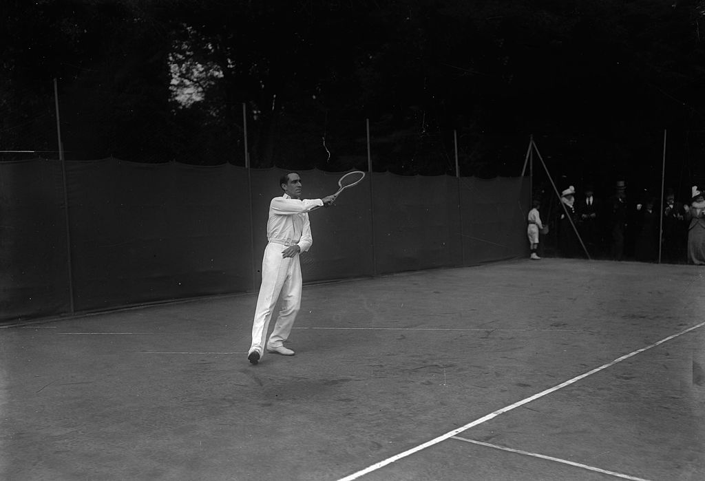 max decugis has won the most overall titles in the history of the french open