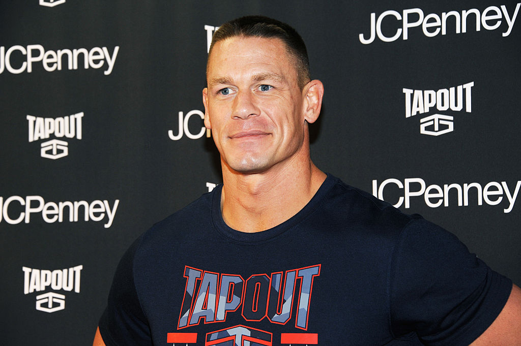 john cena greatest wrestlers all time