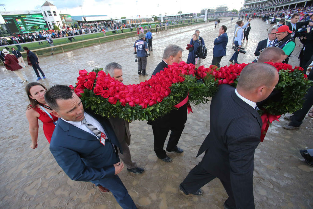 The Rose Garland