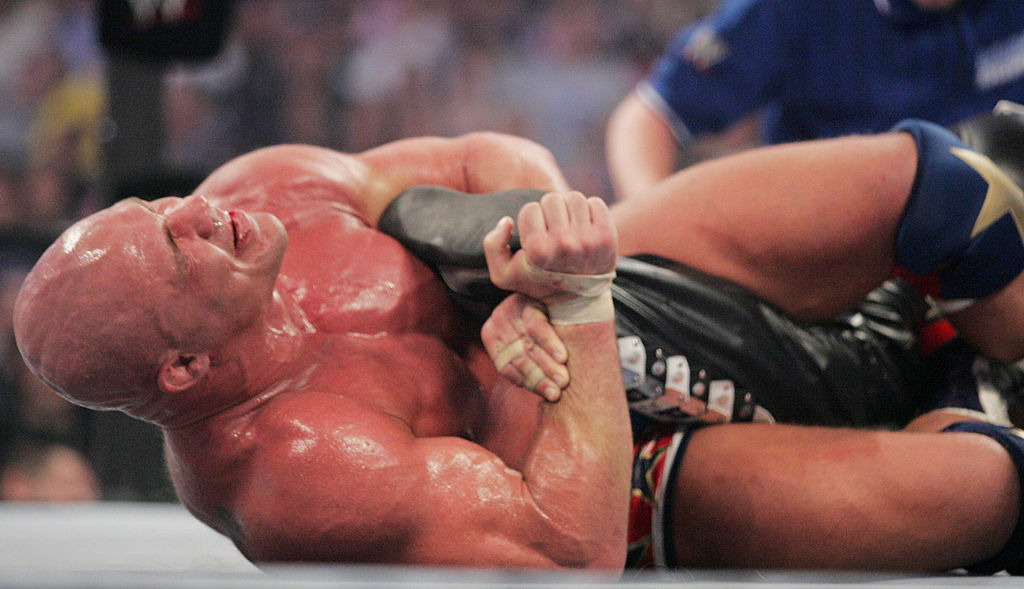 kurt angle greatest wrestlers all-time