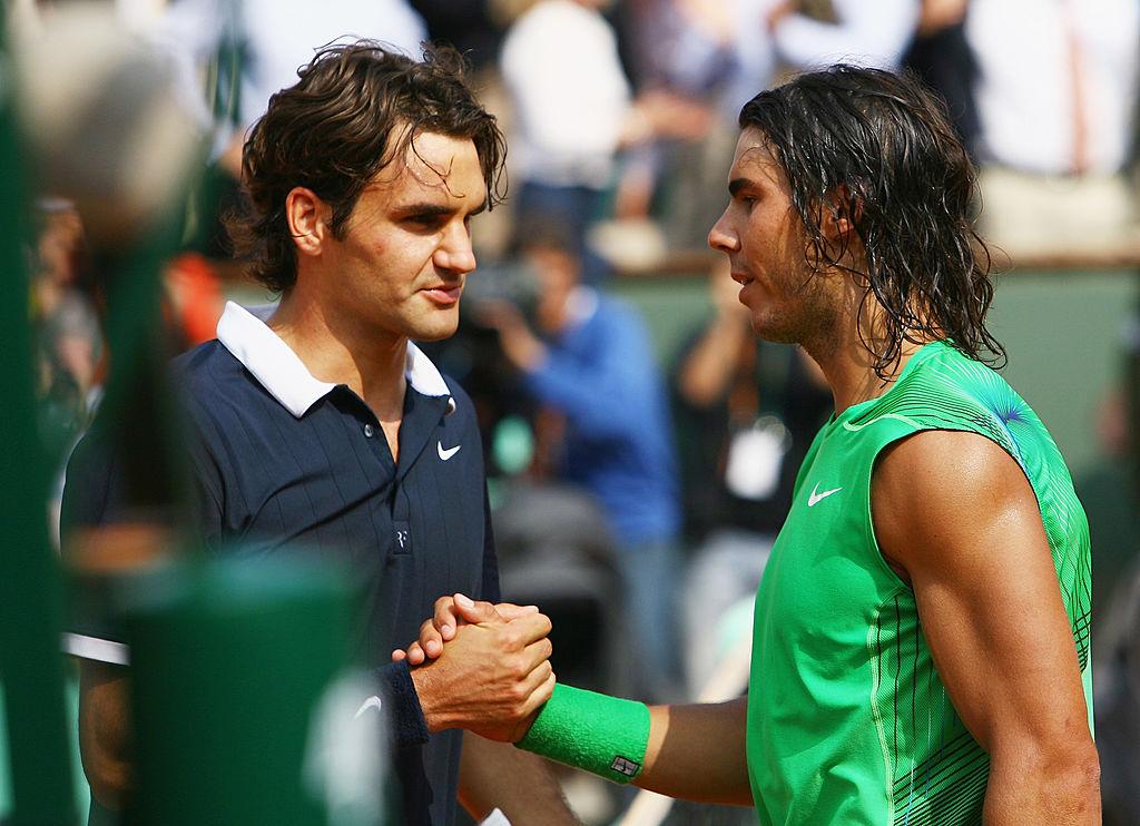 2008: Rafael Nadal def. Roger Federer 6-1, 6-3, 6-0