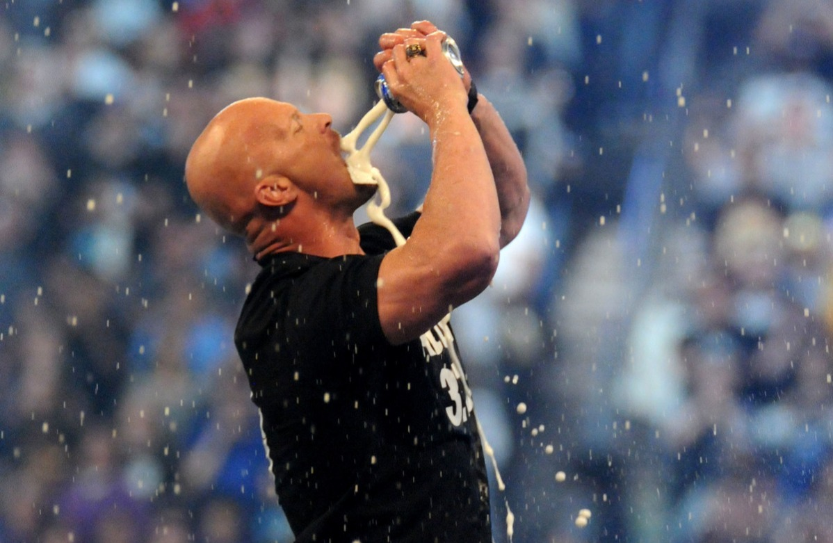 stone cold steve austin greatest wrestlers all time