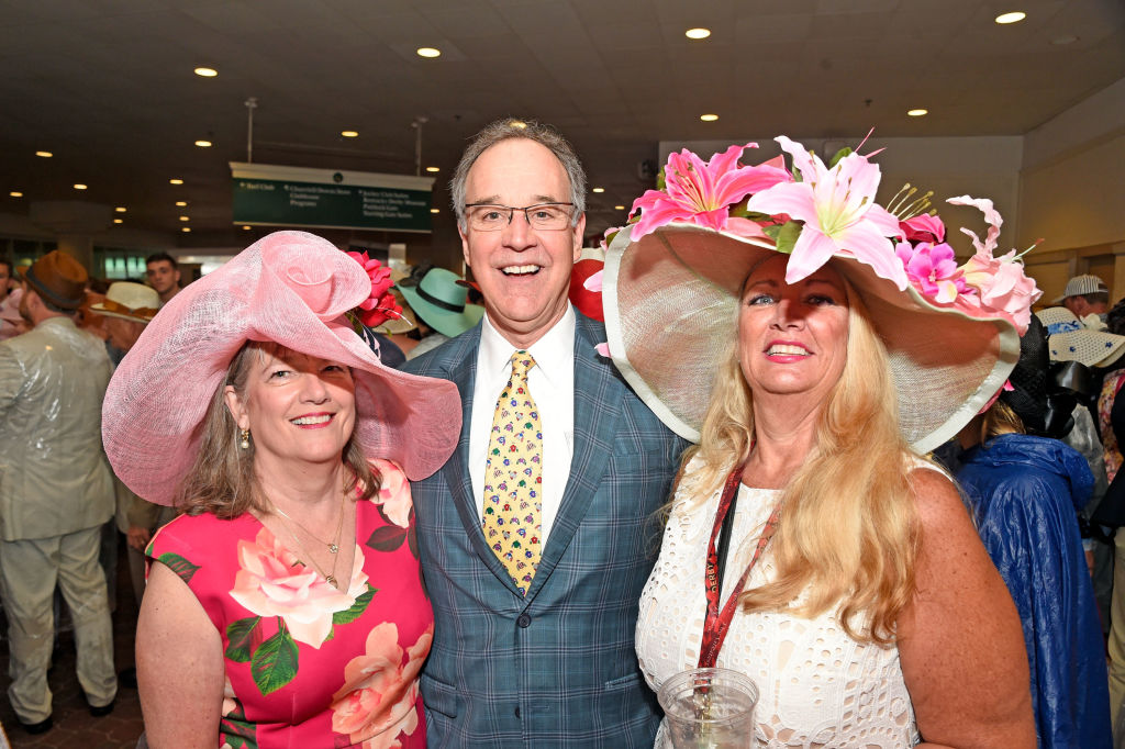 Millionaires Row Kentucky Derby