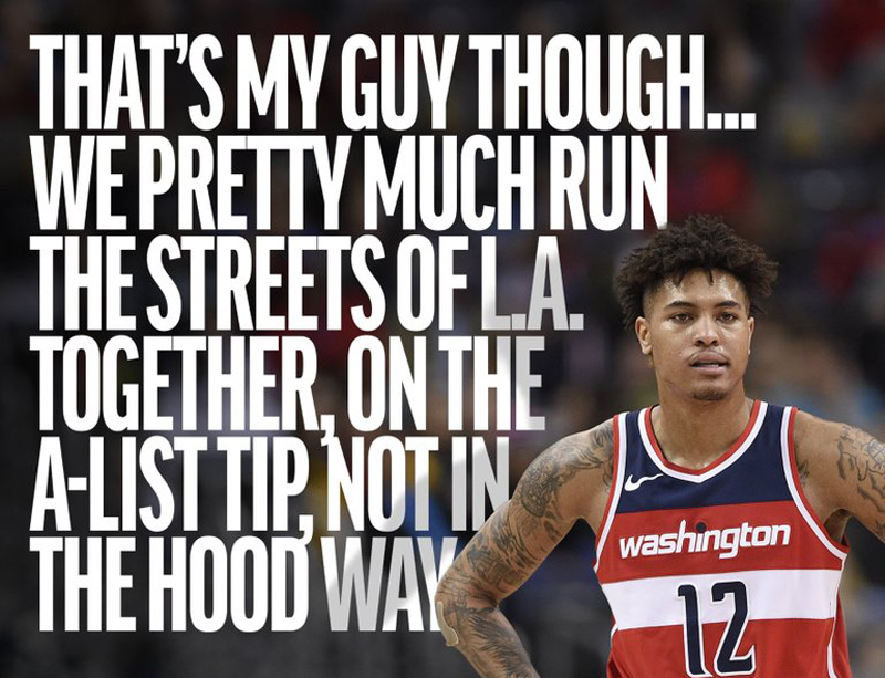 drake kelly oubre best drake NBA moments