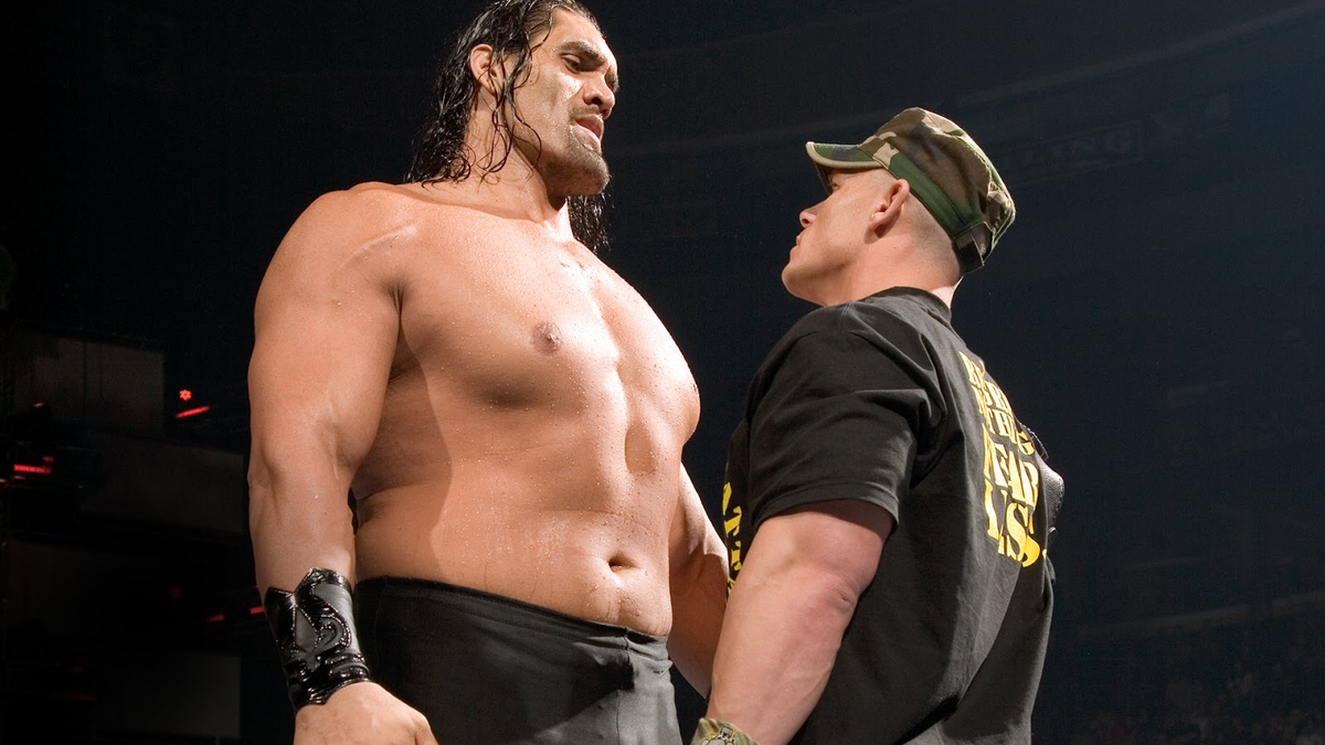 the great khali greatest wrestlers all time