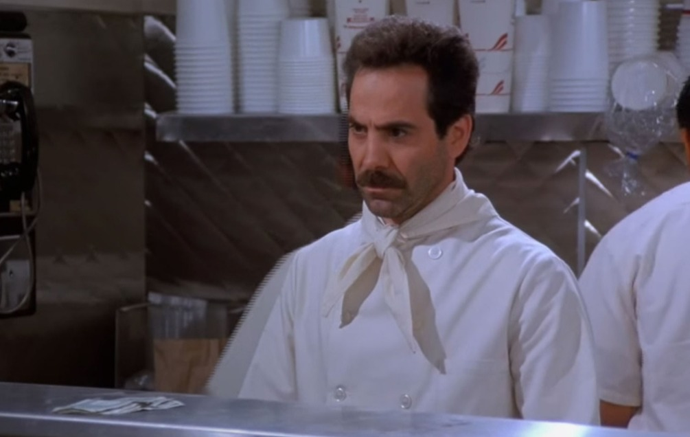 no soup for you seinfeld
