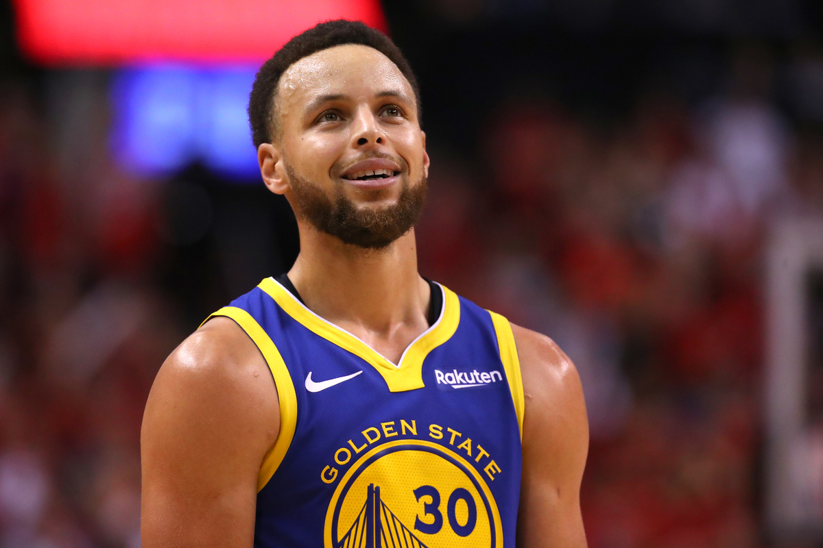 stephen curry took the nba by storm in his early career