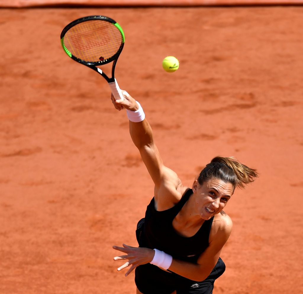 petra matric had one of the great upsets in French Open history