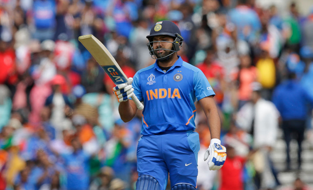 rohit sharma the most runs in one test in cricket history