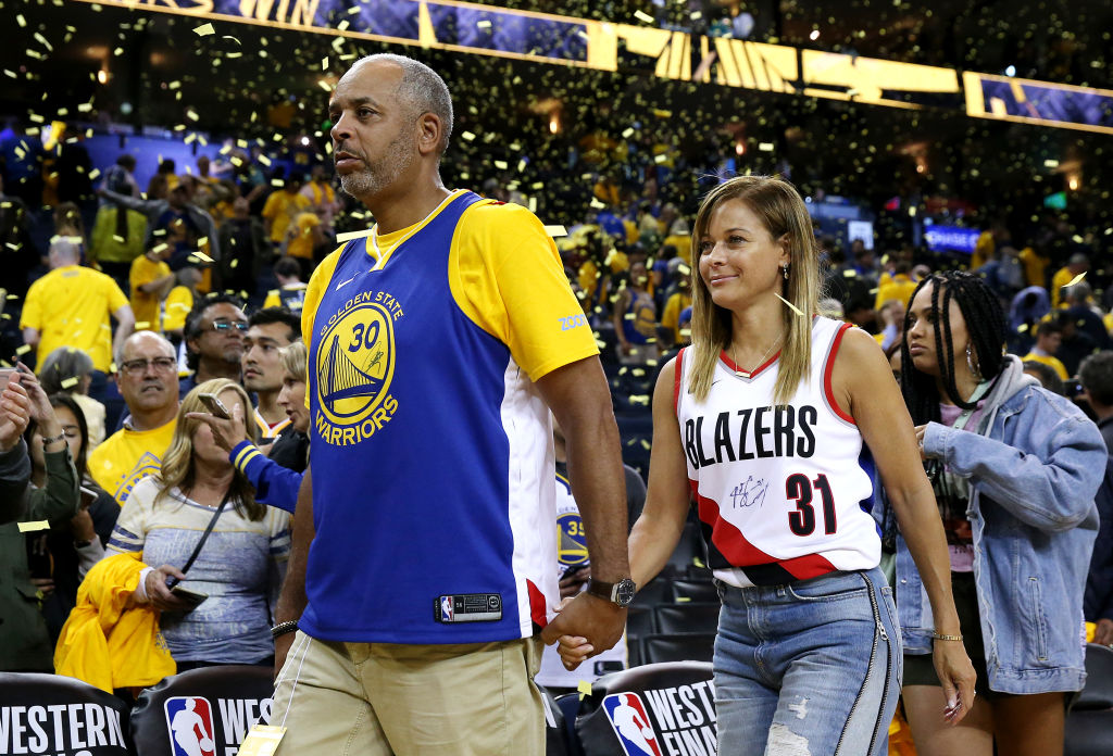 dell and sonya curry met at virginia tech and fell in love