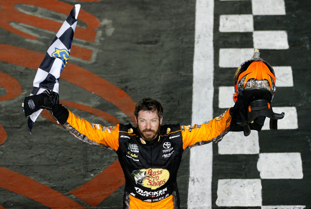 nascar fans know every sponsor for every driver