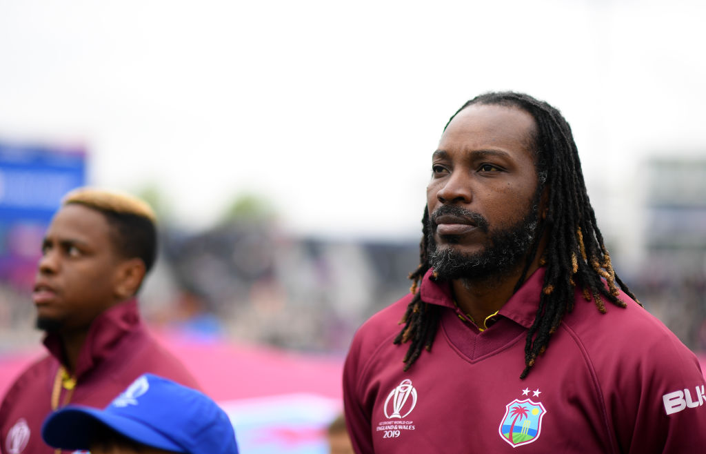 chris gayle was known as an aggressive cricket player during his career