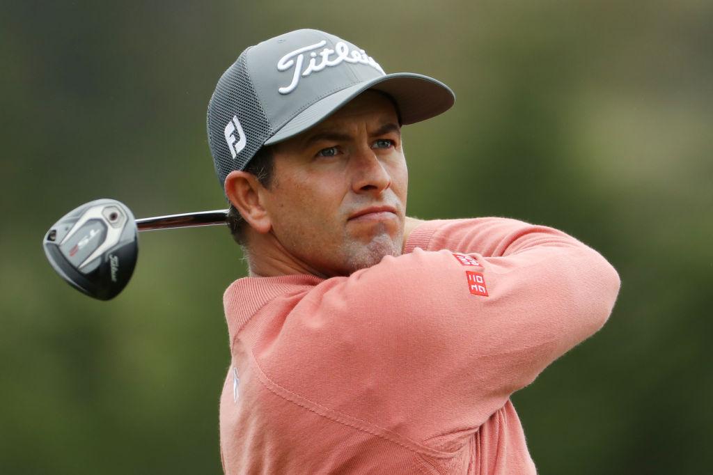 adam scott all time golf winnings