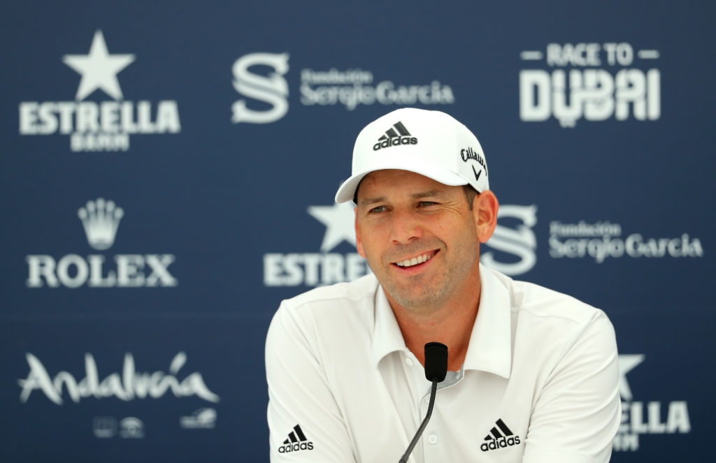 sergio garcia all time golf winnings