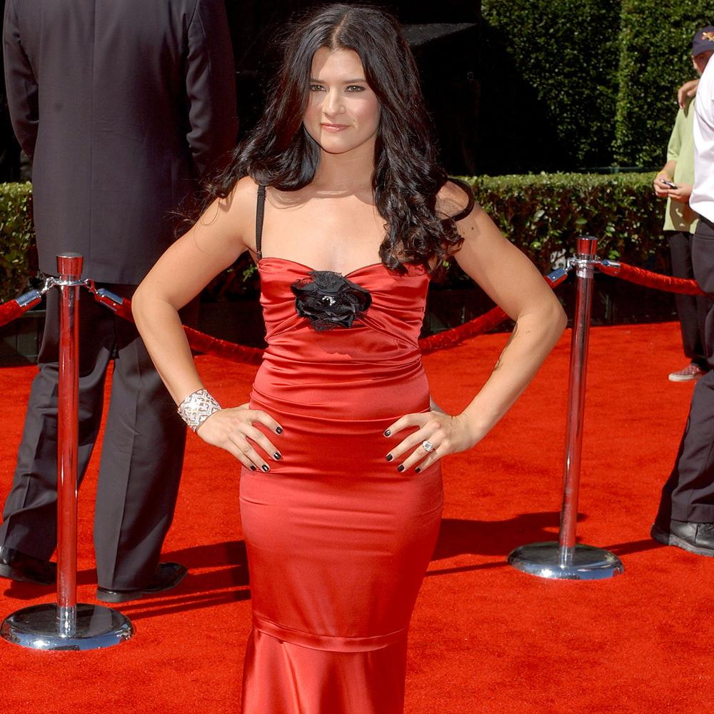 Danica Patrick during 2006 ESPY Awards