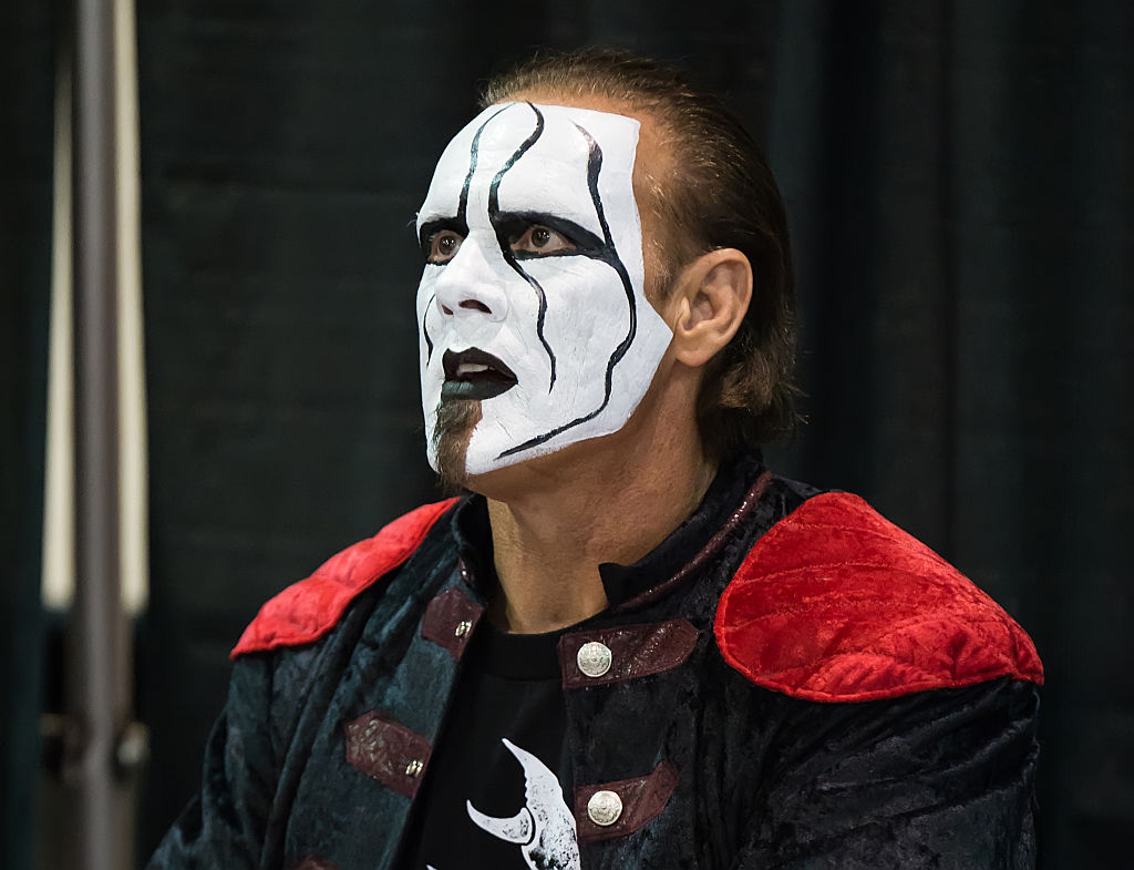 sting greatest wrestlers all time