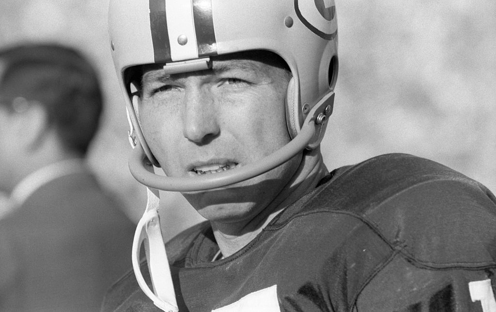 bart starr signed with the packers in 1956 after they agreed to pay him $1,000 up front