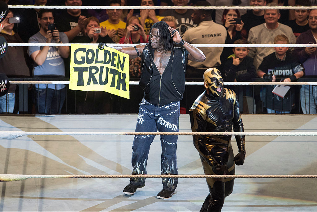 Goldust greatest wrestlers all time