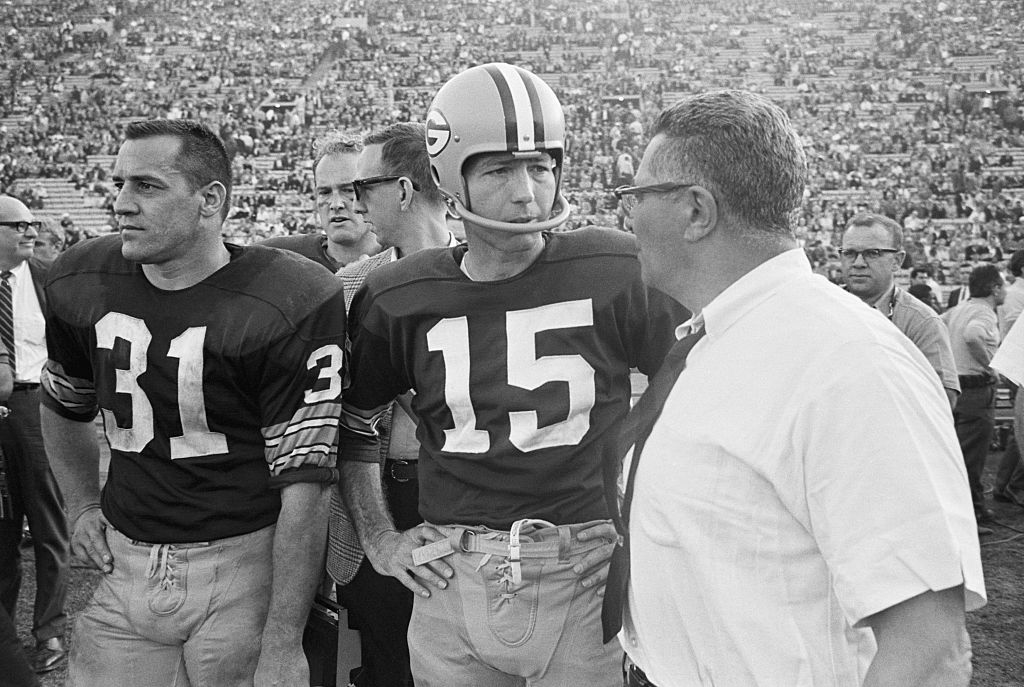 vince lombardi and bart starr joined forces on the packers in 1959