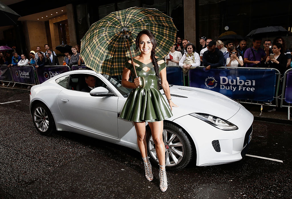 Heather Watson attends the annual WTA Pre-Wimbledon Party