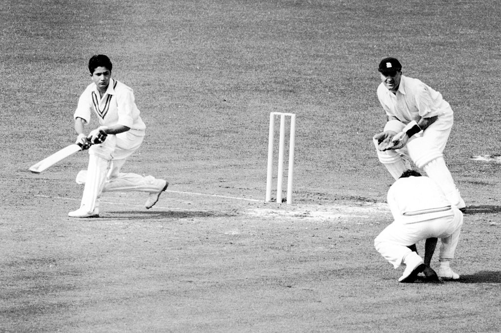 hanif mohammad spent a record 970 minutes in the crease