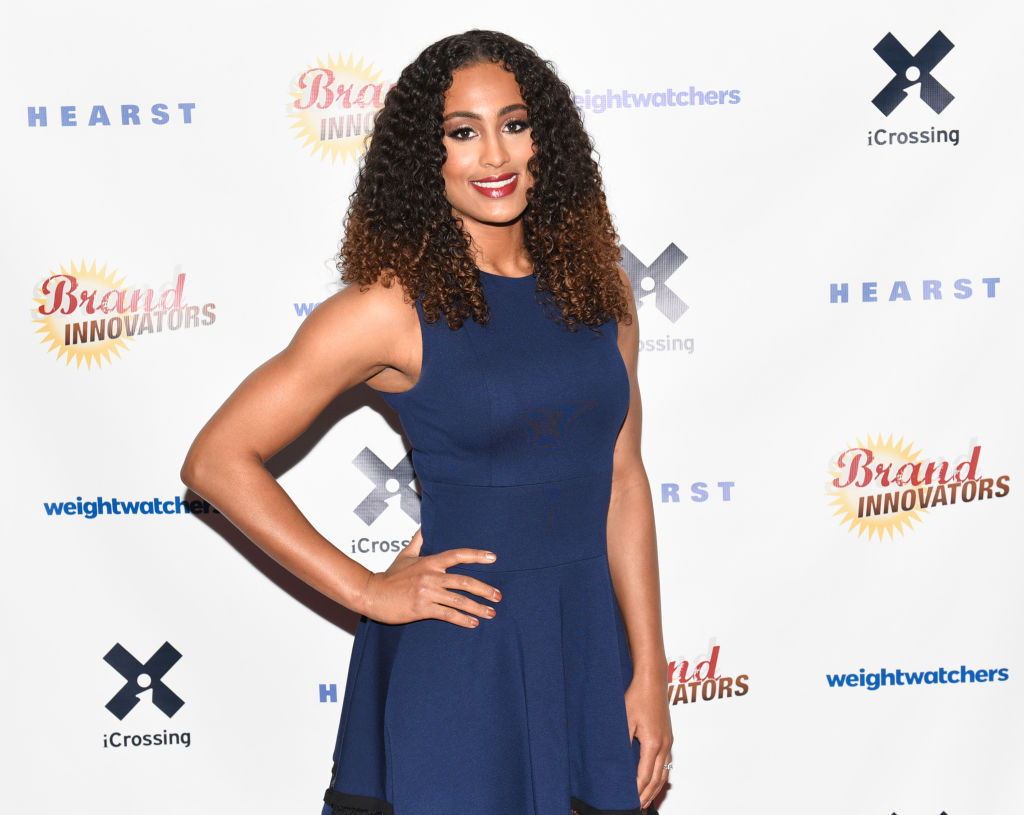 Skylar Diggins attends Brand Innovators 'Top 100' Women in Brand Marketing