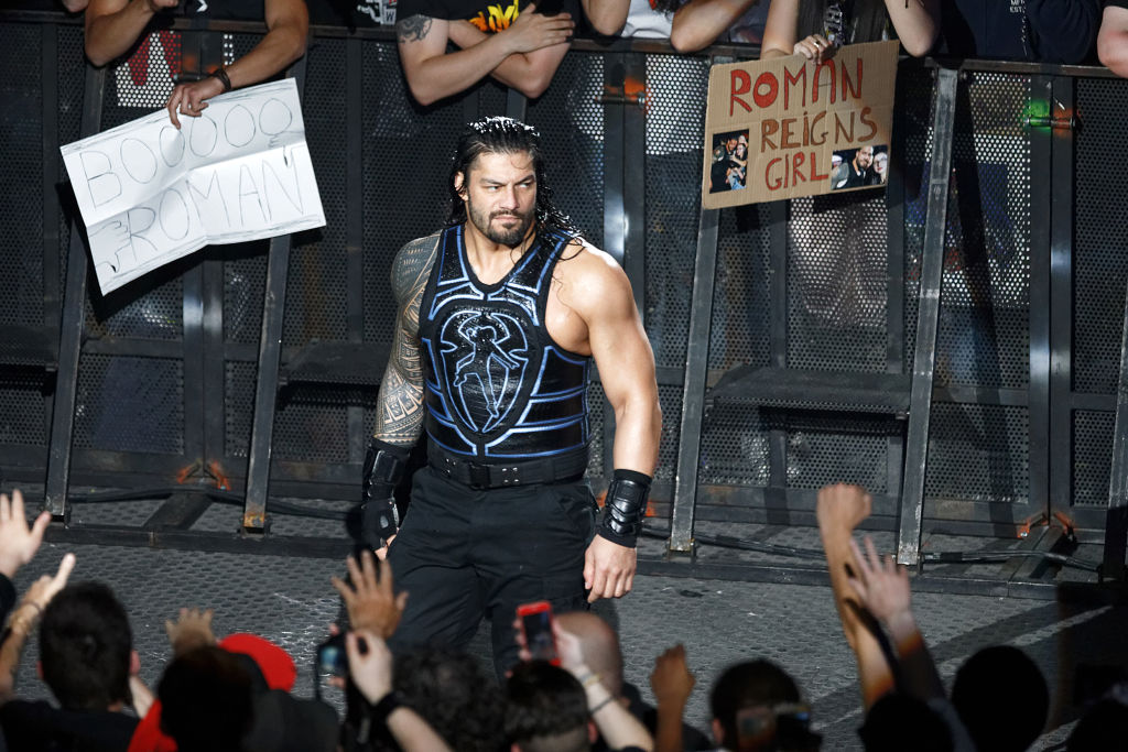 roman reigns greatest wrestlers all time