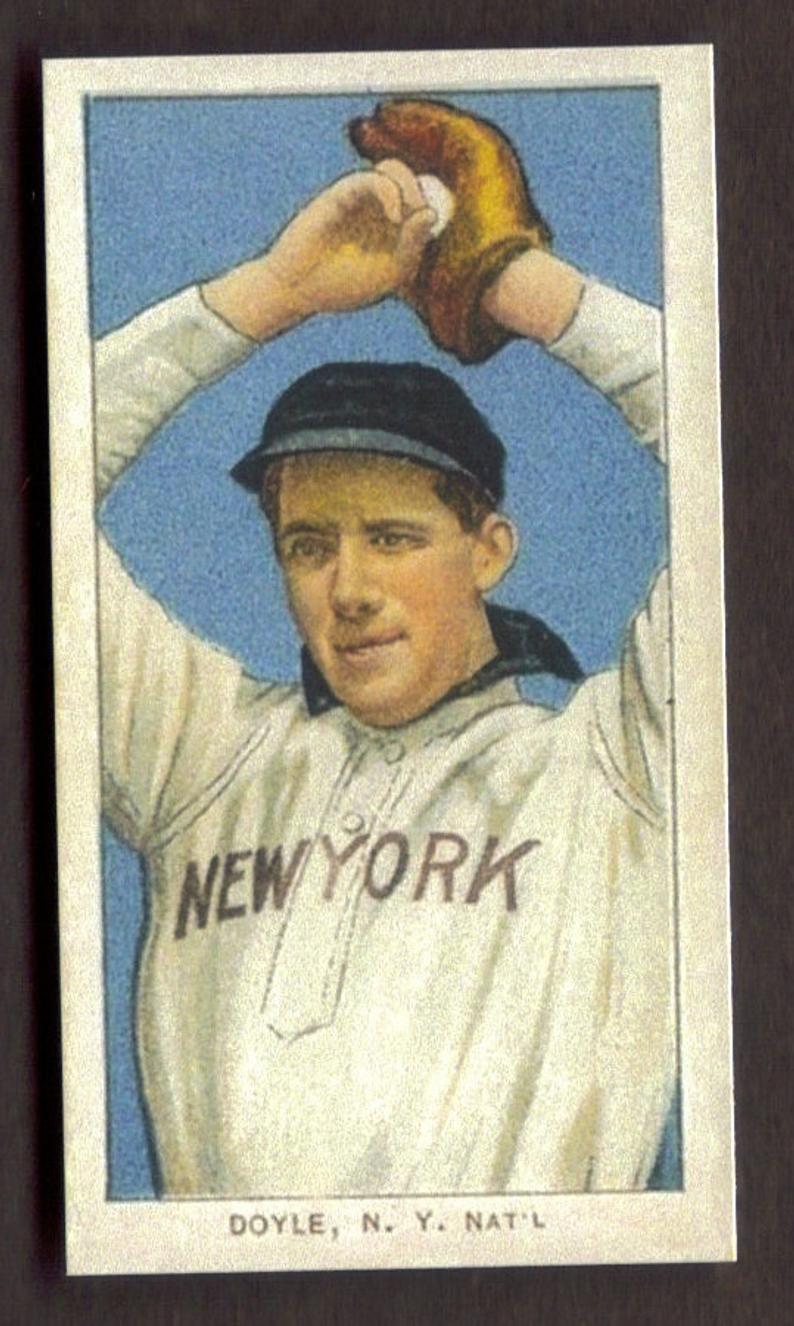 1909 T206 Joe Doyle