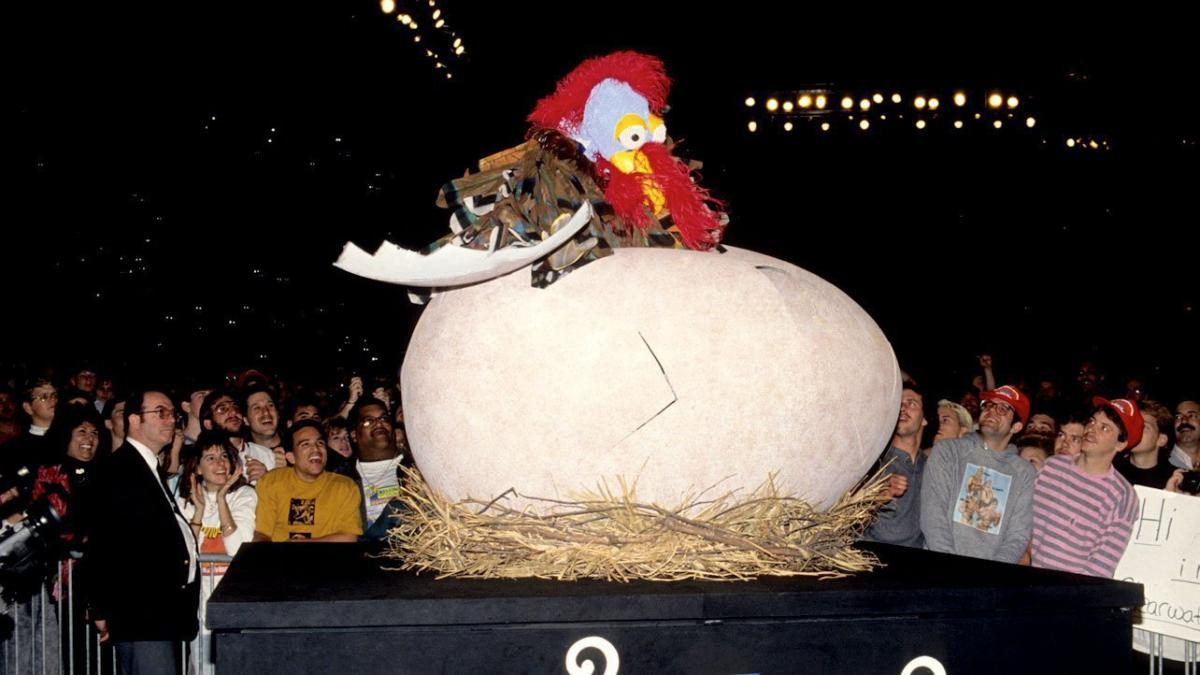 the gobbledy gooker worst wwe costumes all time