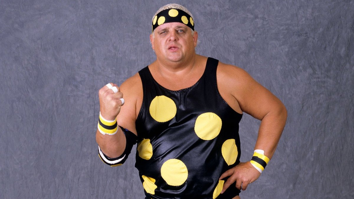 dusty rhodes worst wrestler costumes all time