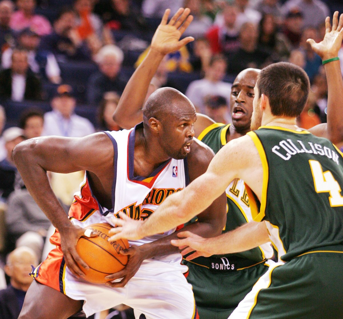 adonal foyle worst nba contracts all time