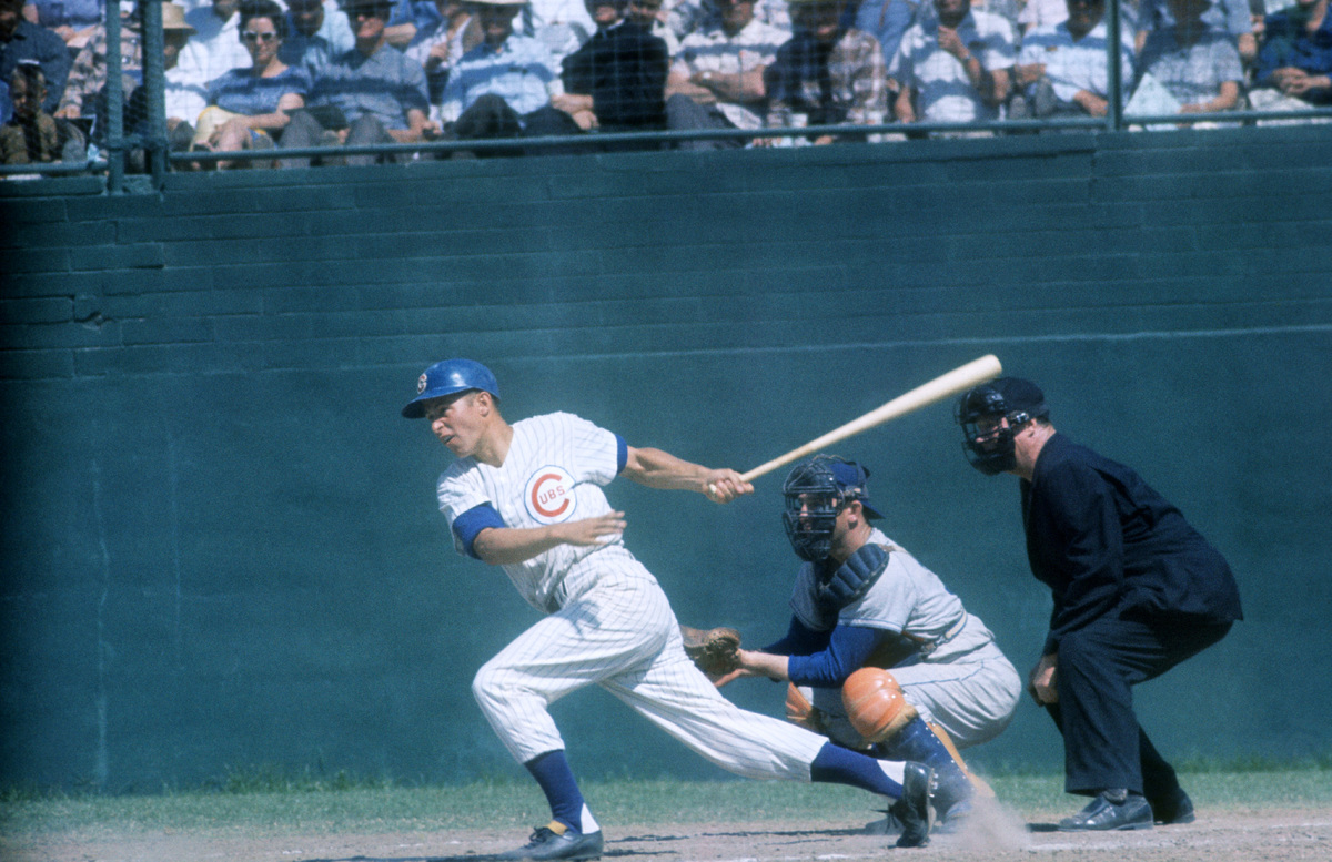 ron santo mlb all star game snubs