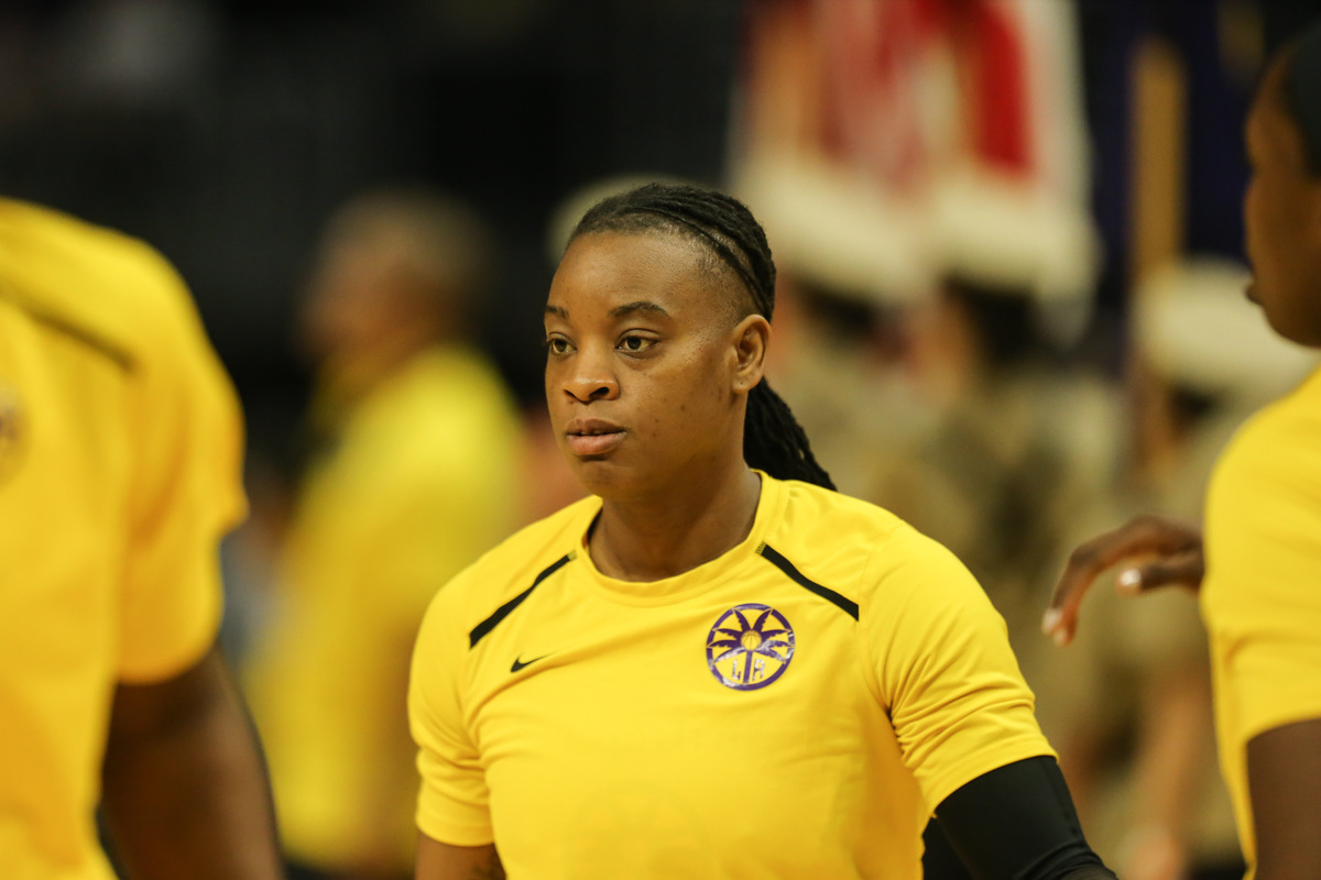 WNBA: JUN 30 Chicago Sky at Los Angeles Sparks
