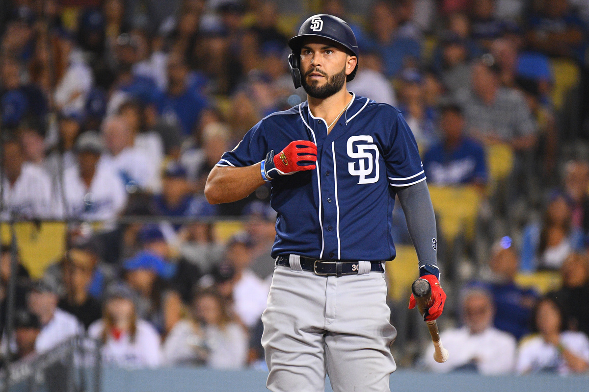 eric hosmer most overrated mlb players