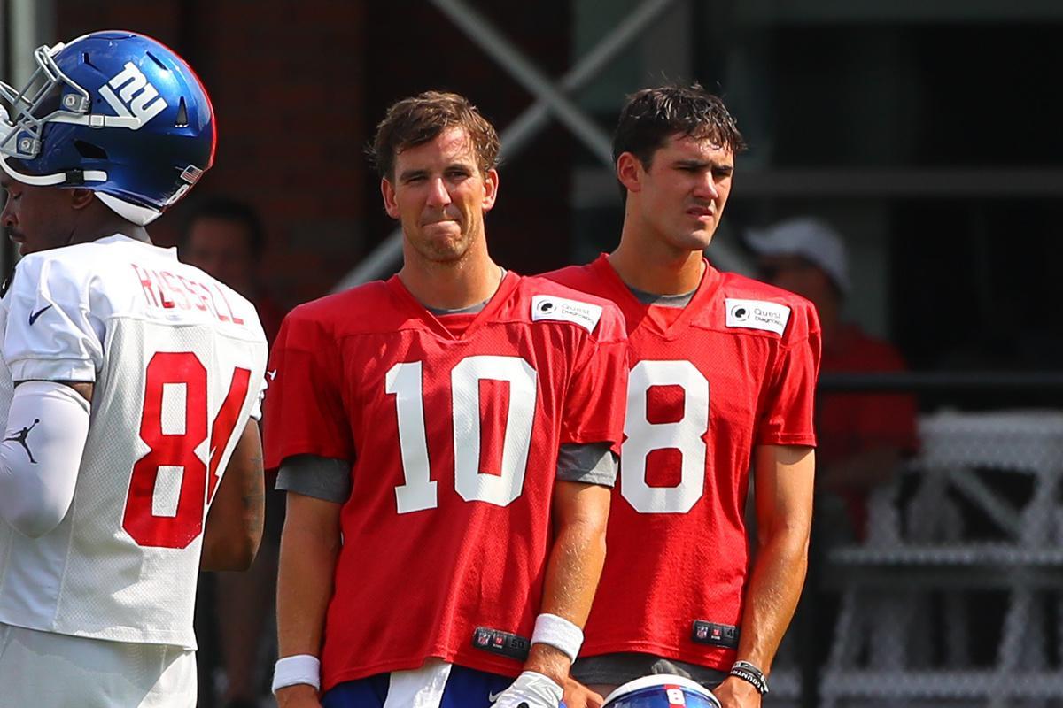 NFL: JUL 26 Giants Training Camp