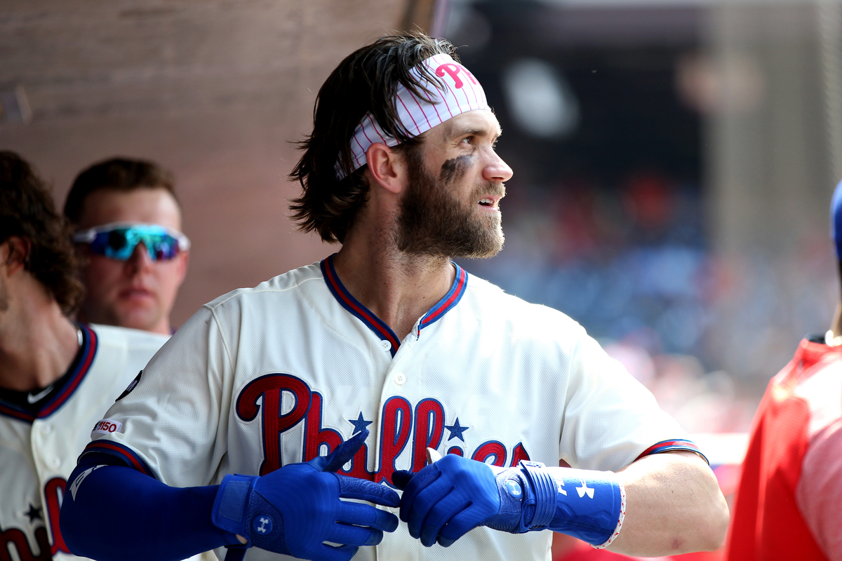 bryce harper most overrated mlb players