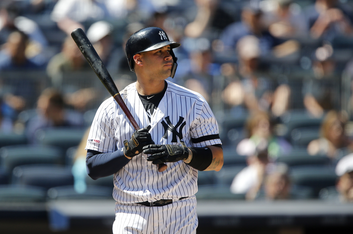 gary sanchez most overrated mlb players
