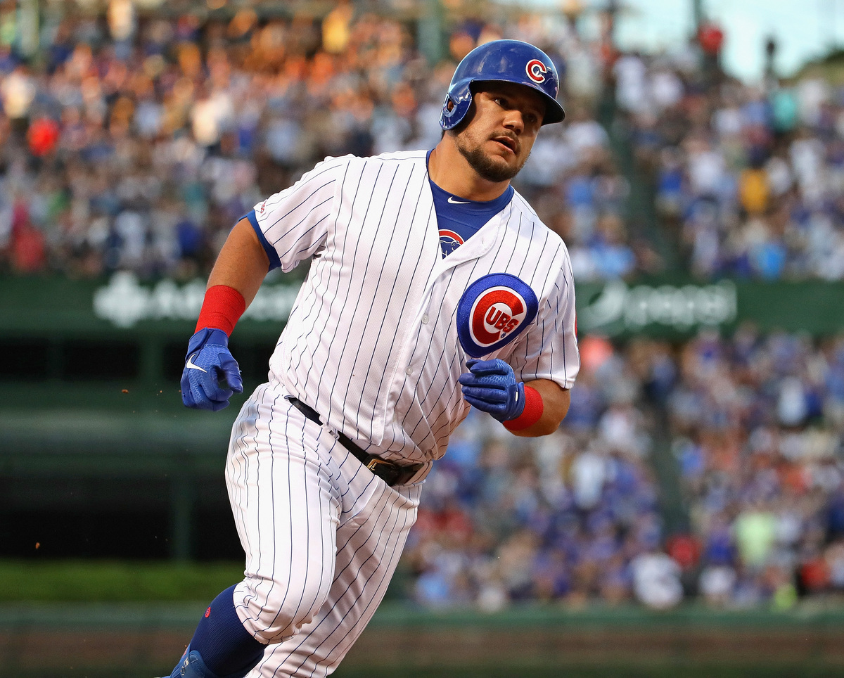 kyle schwarber most overrated mlb players