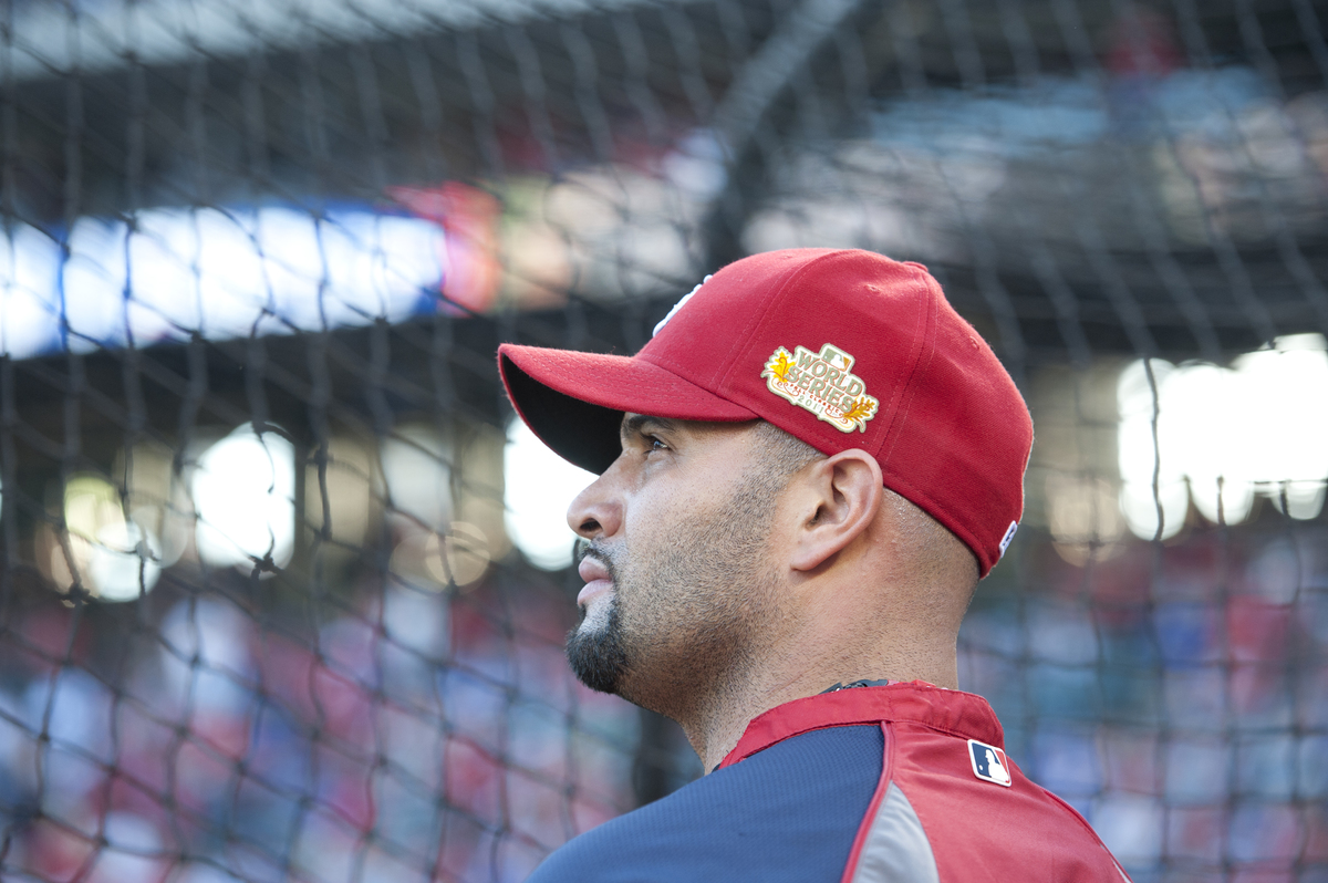 albert pujols mlb all star game snubs