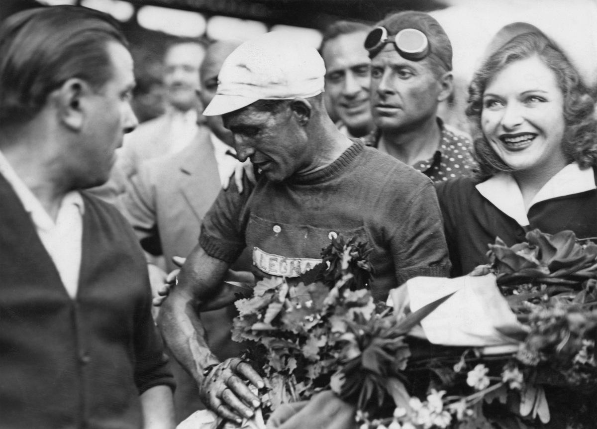 Gino Bartali Wins Tour