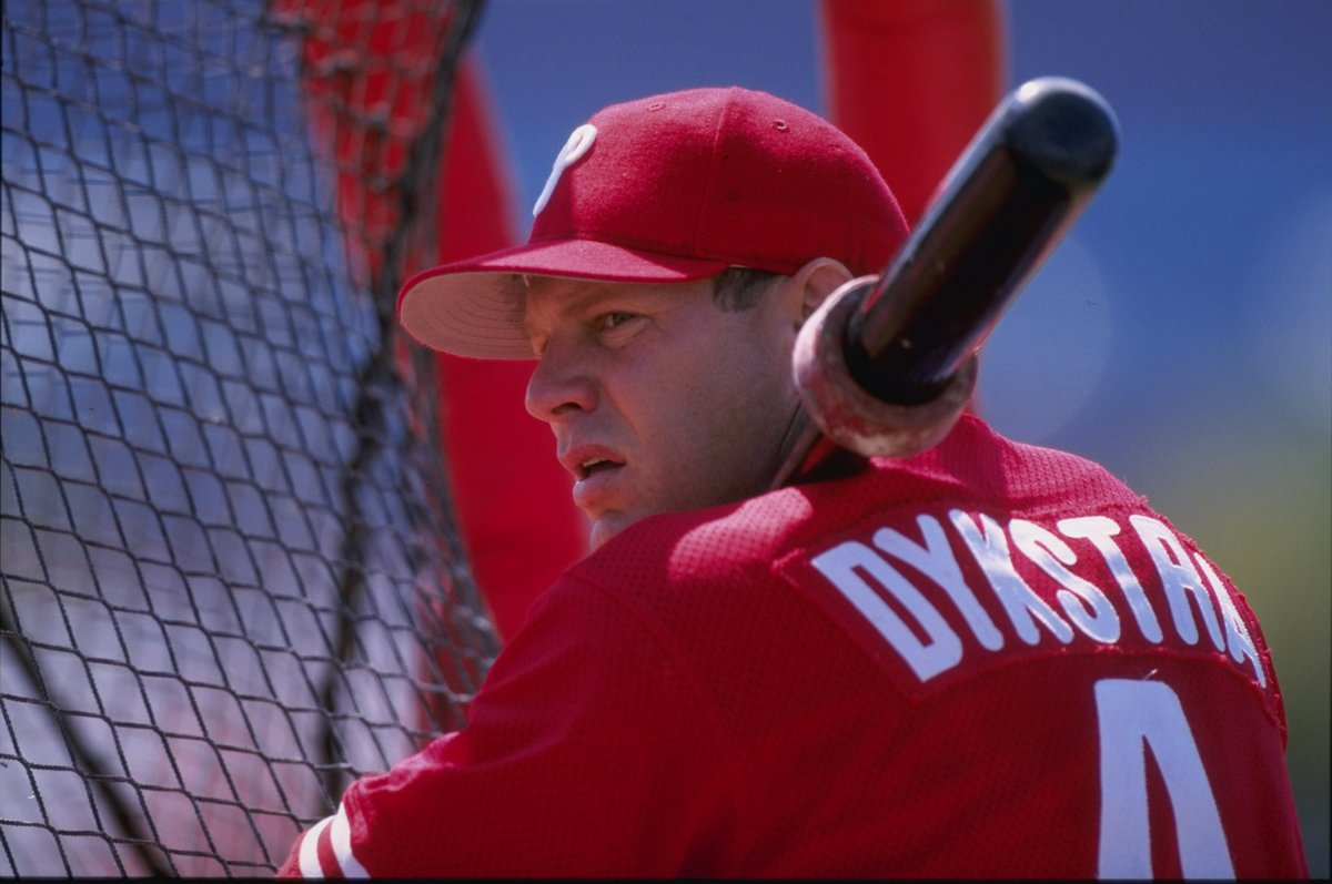 Lenny Dykstra mlb all star game snubs