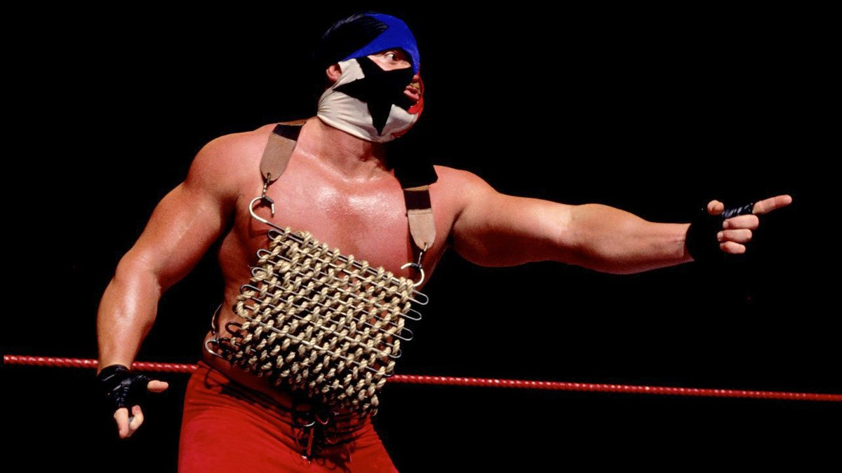 mystery man worst wrestling costumes all time